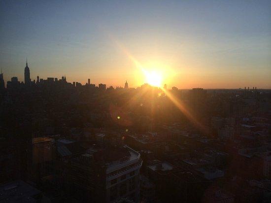Trump SoHo New York : View from room