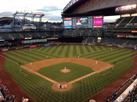 Safeco Field : M's at Home!!