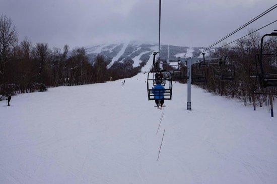 Sugarloaf Mountain: Going Up
