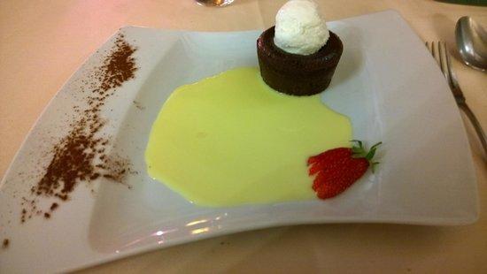 Parc 23 : Chocolate cake