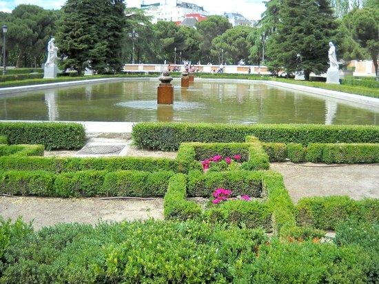 Jardines de Sabatini: Sabatini Gardens