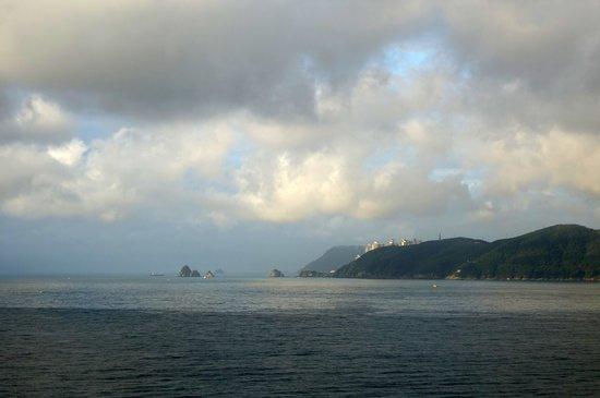 Paradise Hotel Busan: ocean view 1