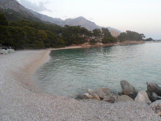 Bluesun Hotel Soline: Nearby beach