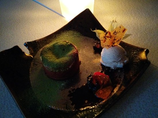 Minami Restaurant: Must have!! Best chocolate lava cake I had