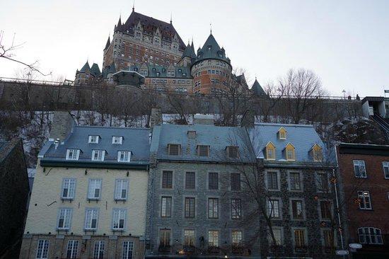 Old Quebec: Old Houses