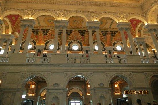 Bibliothèque du Congrès : 2nd Story