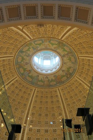 Library of Congress: dome