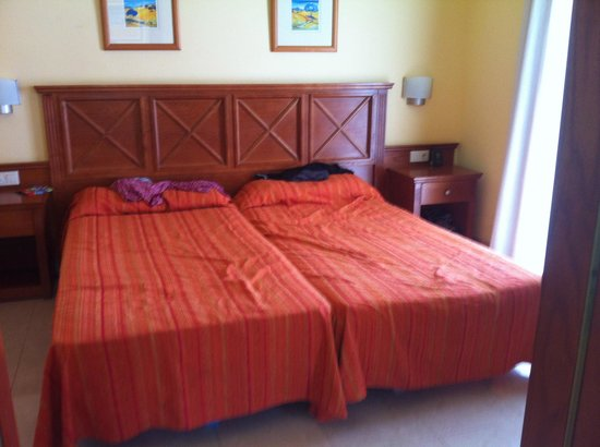 Broncemar Beach : Room