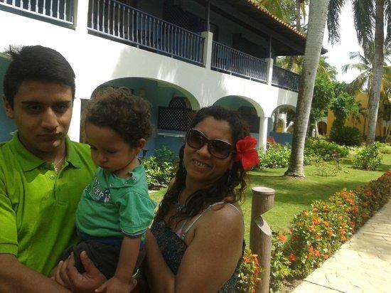 Dreams La Romana Resort & Spa : MIS CACHORROS