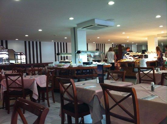 Broncemar Beach: Restaurant