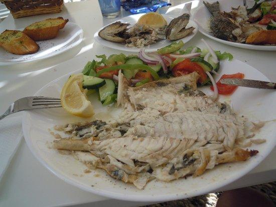 Mare Mare Restaurant : excellent fish