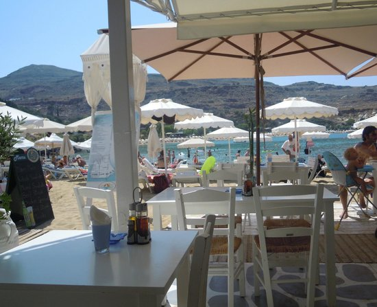 Mare Mare Restaurant : great beachfront restaurant