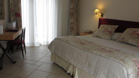 Les Manoirs de Tourgéville: Bedroom