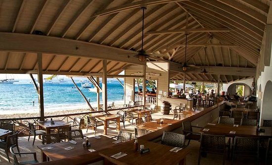 Cooper Island Beach Club Restaurant
