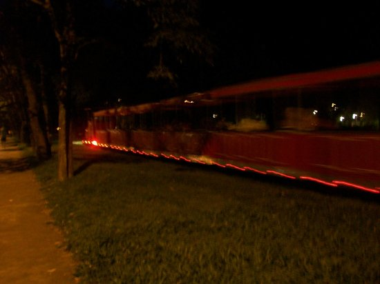 Trencito Del Parque 9 de Julio (San Miguel de Tucumán) - 2019 Qué ...