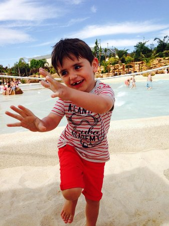 Zoomarine Algarve : Zoomarine boy