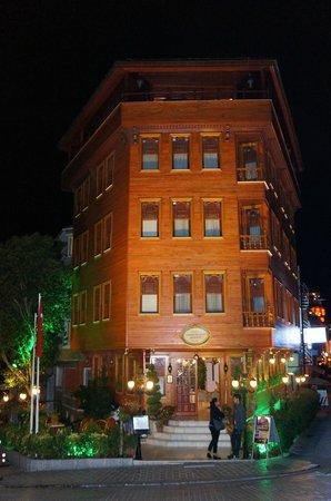 Hotel Valide Sultan Konagi : Hotel