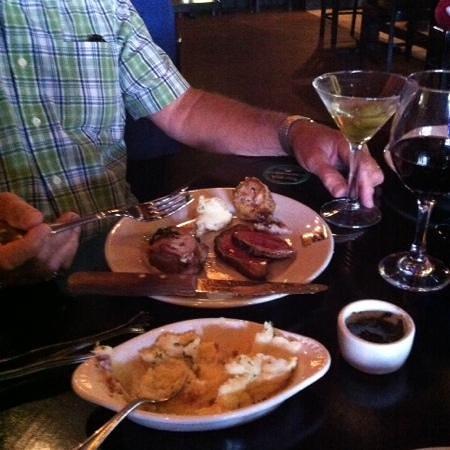 Texas de Brazil : Meat and Martini