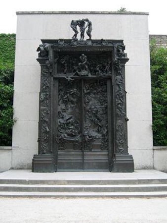 Musée Rodin : Gates. Of. Hell.