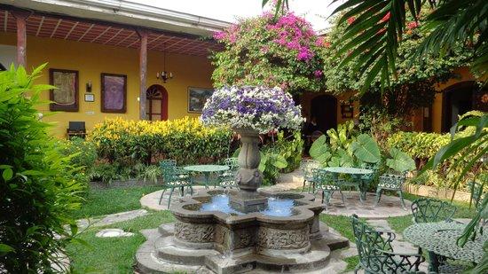 Hotel Casa Antigua : more beautiful gardens