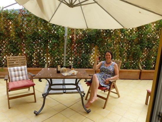 Palazzo Jannuzzi Relais: Happy hour
