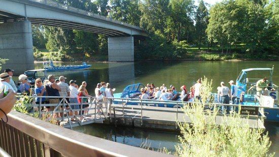 Hellgate Jetboat Excursions : Hellgate Boat Ride