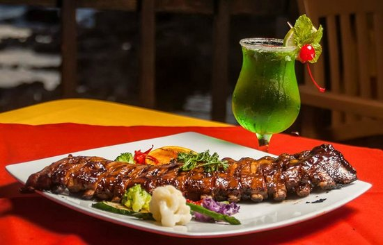 Grill King Family Steakhouse and Seafood: Deliciously Danish Style Baby Back Ribs