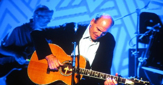 Crowne Plaza Portland-Downtown Convention Center : James Taylor, why we were at the hotel in the first place!