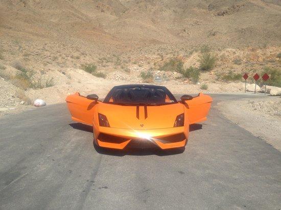 Vegas Luxury Rides: 3