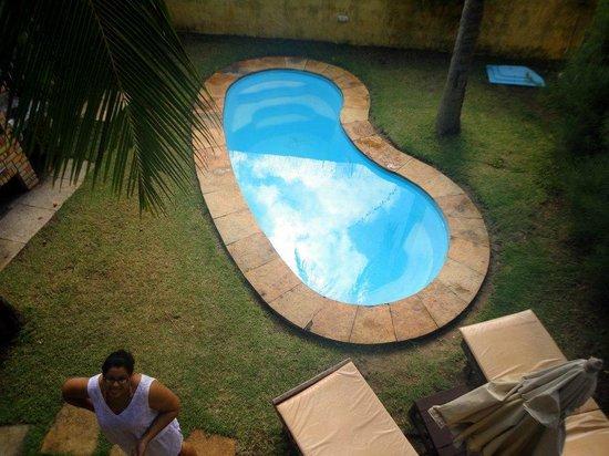 SERHS Villas da Pipa Hotel: Piscina privativa