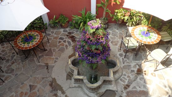 Hotel Casa Rustica: nice place to relax