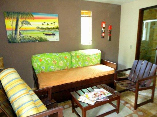 SERHS Villas da Pipa Hotel: Sala