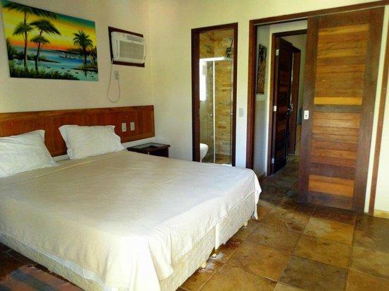 SERHS Villas da Pipa Hotel: Quarto de casal