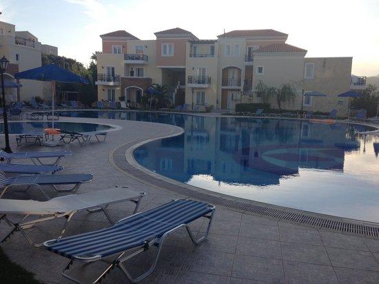 Chrispy World : Hotel