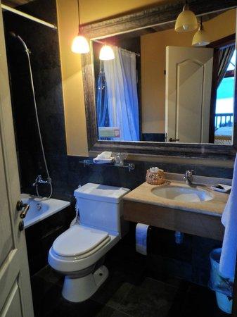 Hotel and Cabanas Monte Verde: Detalhe do banheiro 2
