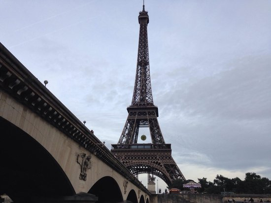 Tour Eiffel : The view