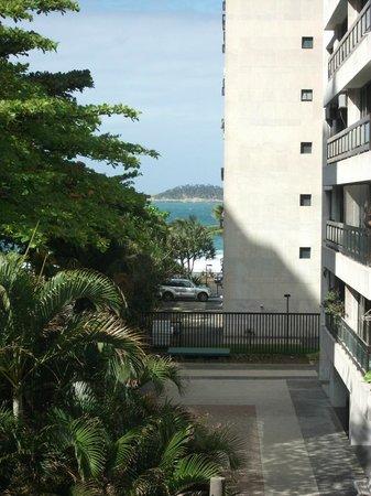 Terrasse Hostel : Vista da suite casal