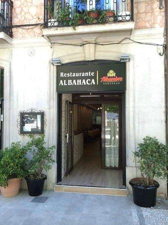 Restaurante Albahaca: Nueva localización