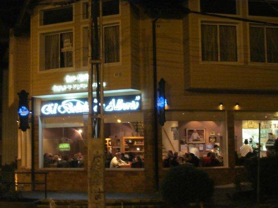 El Boliche de Alberto: local de pastas
