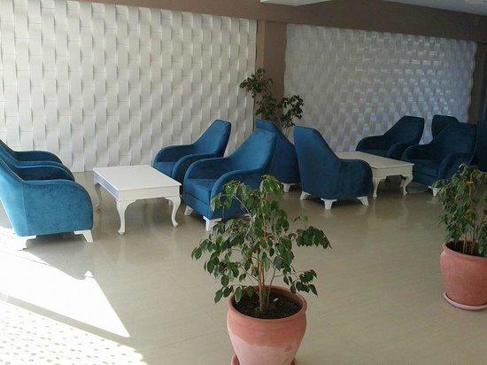 Summer Garden Apart Hotel: reception