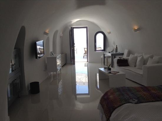 Chromata Hotel : suite luna de miel