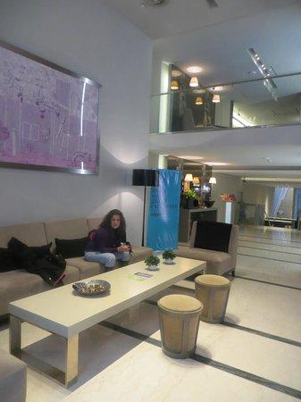 Recoleta Grand: Lobby