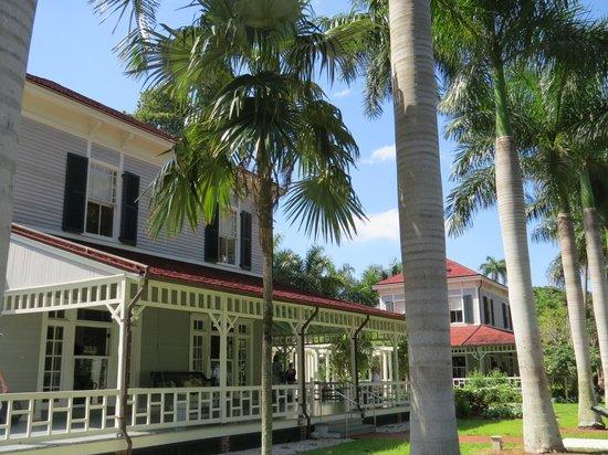 Edison & Ford Winter Estates: Estate Homes