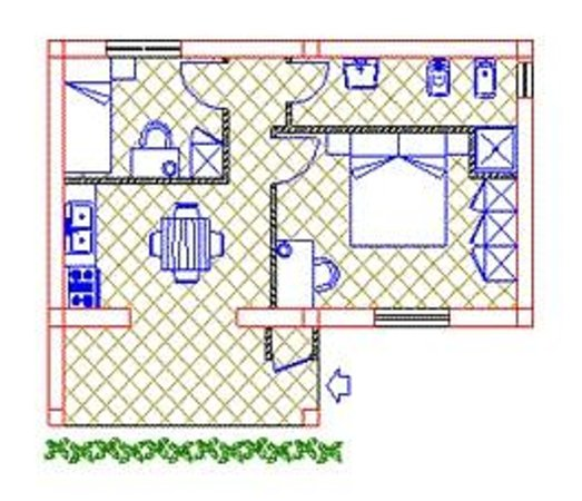 Residence Villa Andrea A Marina Di Camerota