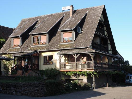 Emmebuckel : l'hôtel
