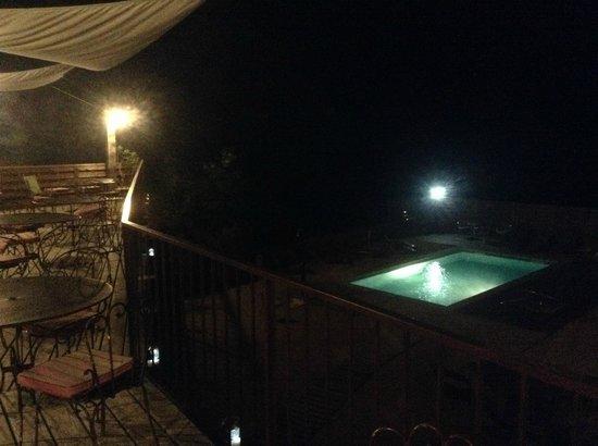 Hotel Le Belvedere: Бассейн