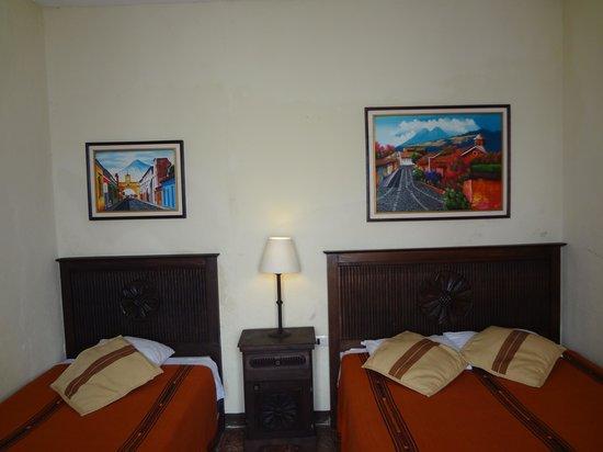 Hostal Antigua: Private rooms