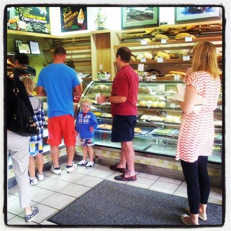 Peregian Beach Bakery : Lovely bakery