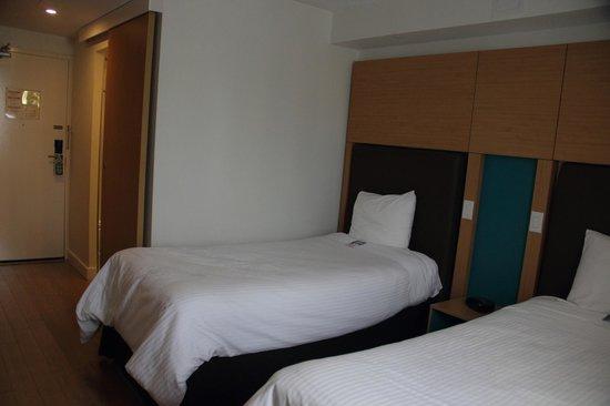 Bond Place Hotel : Room
