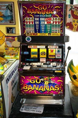 банана слот
